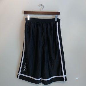 P Miller Boys Black & White shorts size XL (20)